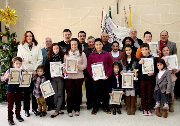 Gozo Philatelic Society prize giving ceremony and AGM