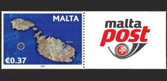 """Re-print of 2010 """"Occasions"""" stamp issue by MaltaPost"""