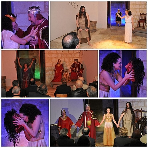 Oscar Wilde's Salome performed to a packed house in Gozo