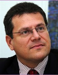 Vice-President of the EC Maroš Šefcovic on two-day visit to Malta