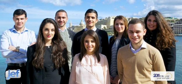 JEF Malta Kick Off Leaders' Debate for 'This Year, Your Europe'