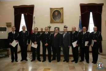 Seven new Assistant Police Commissioners appointed in ceremony