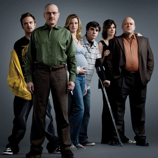 Breaking Bad television series to premiere on 'GO Stars'