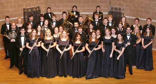 Valparaiso University Chamber Concert Band to perform in Ghajnsielem