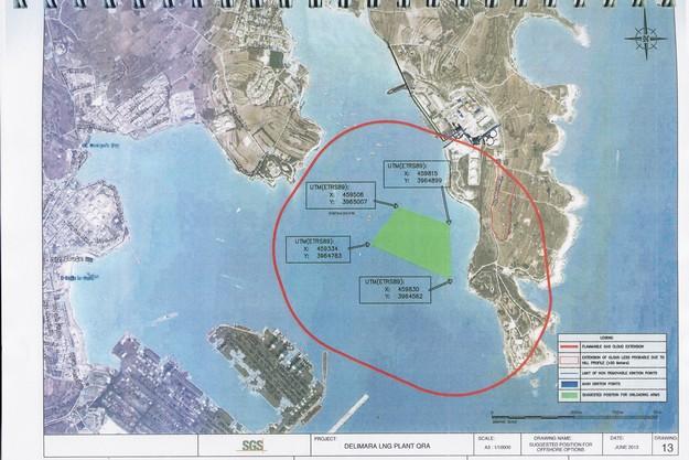 OHSA publishes the Papadakis Report on Delimara gas storage facility