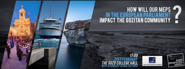 How will our MEPs in the EP Impact the Gozitan Community?