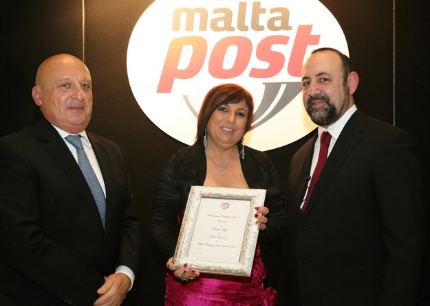 22 MaltaPost staff in Malta & Gozo recognised for their hard work