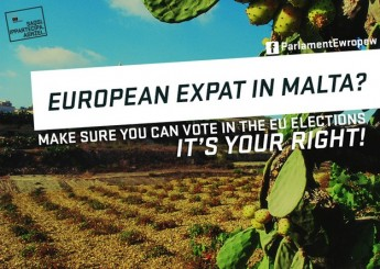 The right to vote for your voice in Europe - wherever you choose to!