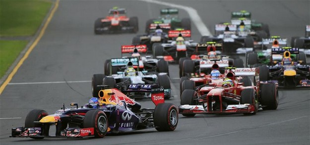 Formula1 Grand Prix action continues on GO Sports until 2016