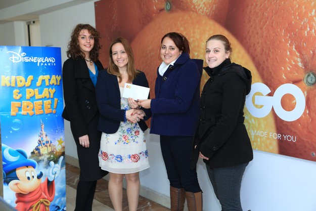 Gozitan winner of GO competition heads off to Disneyland Paris