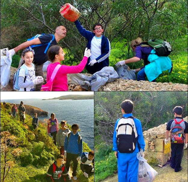 'Gozo-Rocks-Green & Clean Hike' needs your help and support