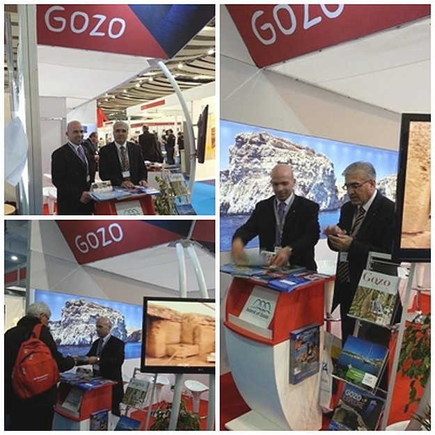 Gozo promoted at 'Destinations London Holiday & Travel Show'