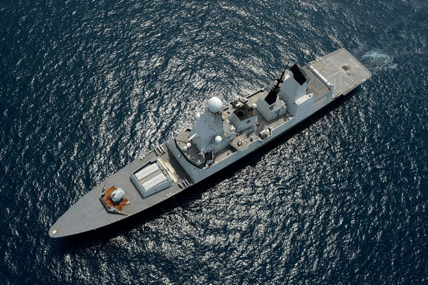 HMS Daring to begin a 3-day visit to Malta on Monday
