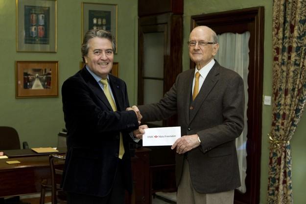 HSBC Malta Foundation renews support for Patrimonju Malti