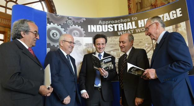 Farsons Foundation & UOM launch Industrial Heritage publication