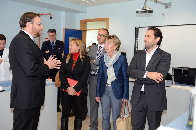 MEP candidates visit institutes at MCAST to discuss skills and jobs