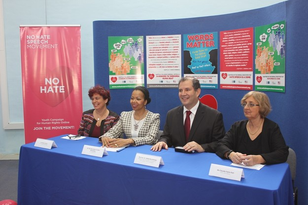 New campaign against hate speech online launched in Malta