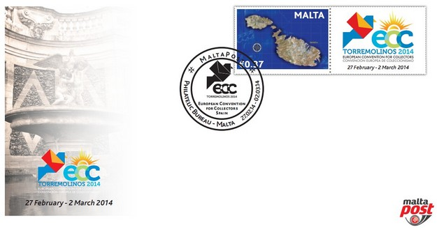 MaltaPost to participate in Philatelic Exhibition in Torremolinos, Spain