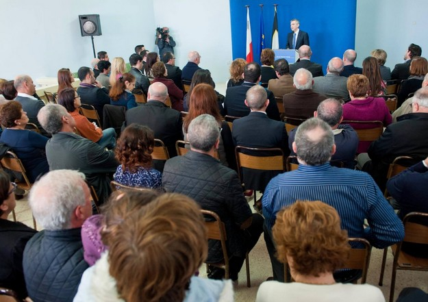PM needs to focus on job creation in Malta & Gozo- Simon Busuttil