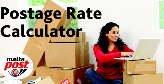 MaltaPost launches its new online Postage Rate Calculator
