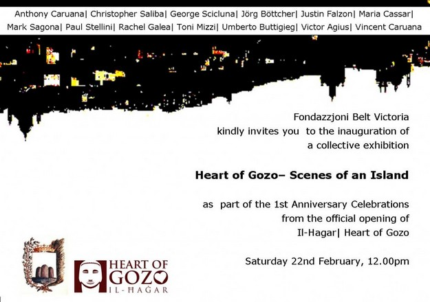 Heart of Gozo - Scenes of an Island: 1st anniversary celebrations