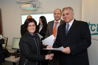 New TCTC computer learning Centre opened in Gozo