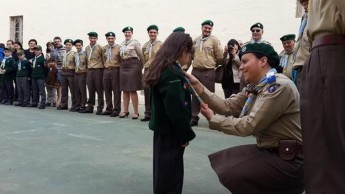 Founders Day celebrated with 11 new members at Xaghra Scout Group