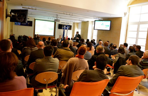Informations session held on  the new Common Agricultural Policy