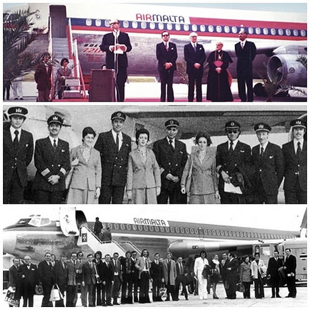 Air Malta gearing up to celebrate its 40th anniversary