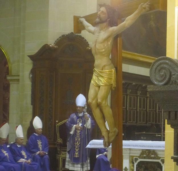 The beginning of Lent – Zmien ir-Randan, with Bishop Mario Grech