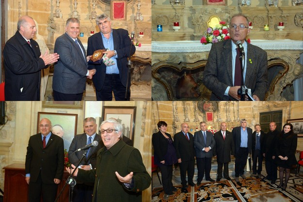 Book on the connections between Malta & Pachino launched in Malta
