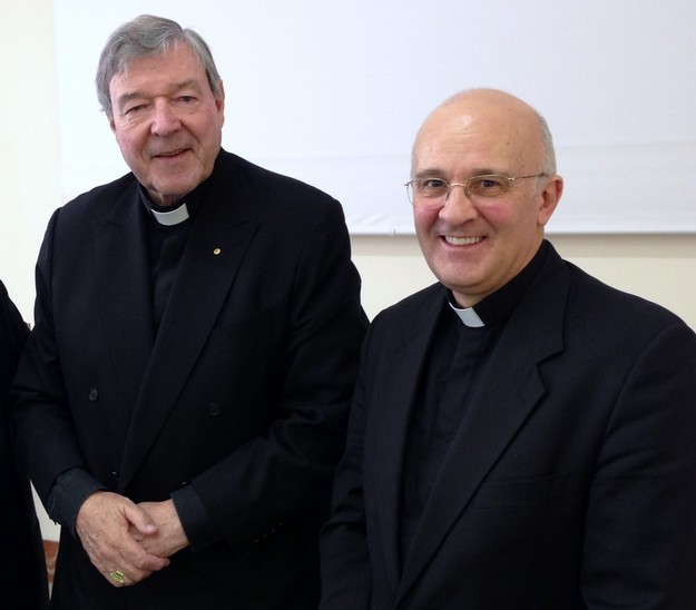Pope appoints Msgr Alfred Xuereb official of the Secretariat of State