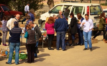 Marsalforn Car Boot Sale organised by the Arka Foundation