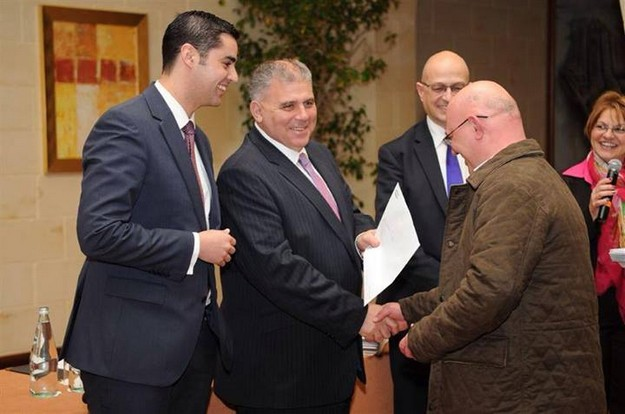 Grants for Gozo's EAP scheme presented to over 170 employers