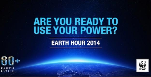 Gozo's Aurora Opera House supports global  Earth Hour 2014