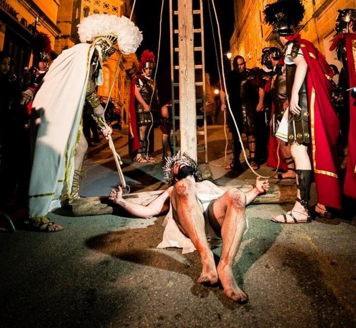 The Ghaqda Dilettanti Gimgha l-Kbira – Ghawdex: Easter Festival