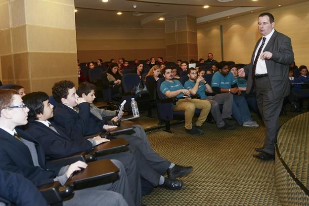 EkoSkola Young People's Summit focuses on water sustainability