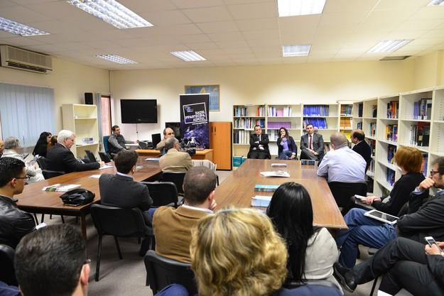 European Studies Graduate MEP Candidates Debate Europe
