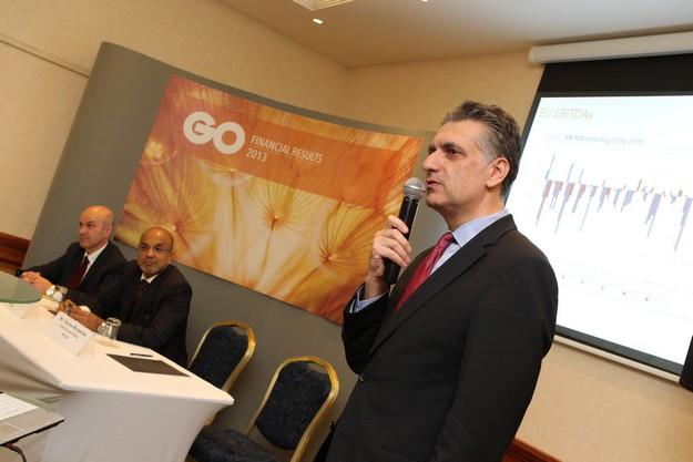 GO records another year of strong levels of profitability