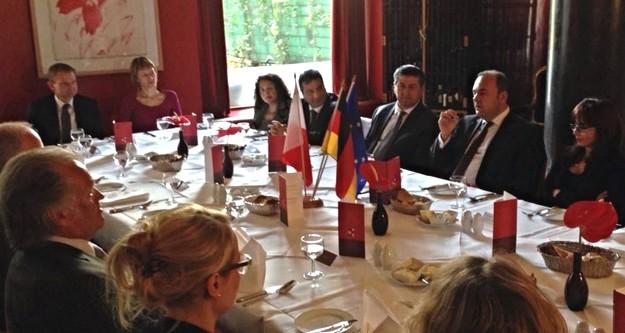 GRTU President in Maltese business delegation to Germany