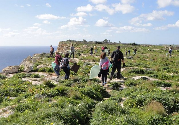 Gozo Clean & Green Hike on Sunday from Munxar to Xlendi