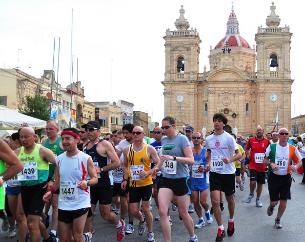 39th edition of the Gozo Half Marathon: registration now open