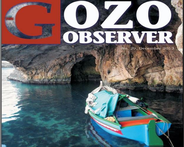 29th edition of the Gozo Observer published by UoM Gozo Campus