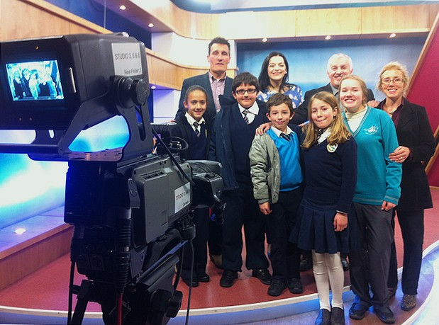 Gozo clean up hikes & Gozo-Greyhounds Club discussed on One TV
