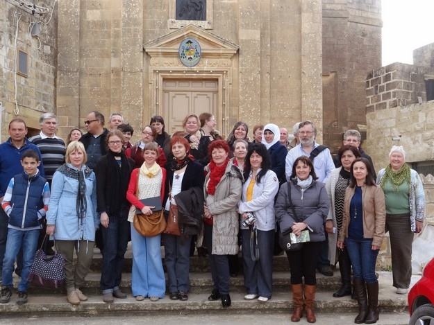 Gozo School of Art participates in Grundtvig Programme 'Be Unique'