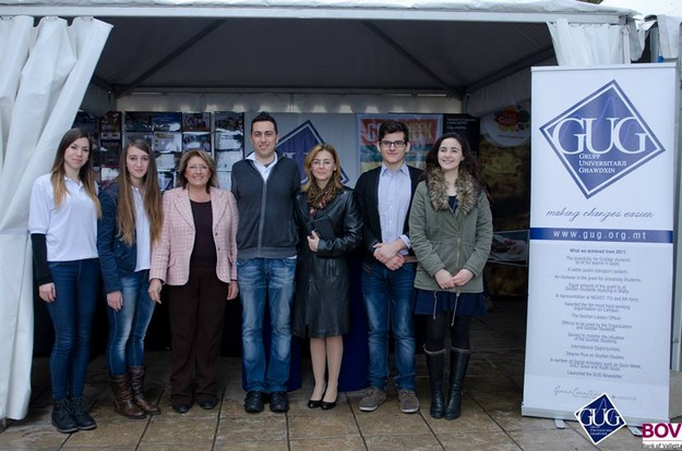 Gozo University Group's Gozo Week 2014 kicks off with a busy first day