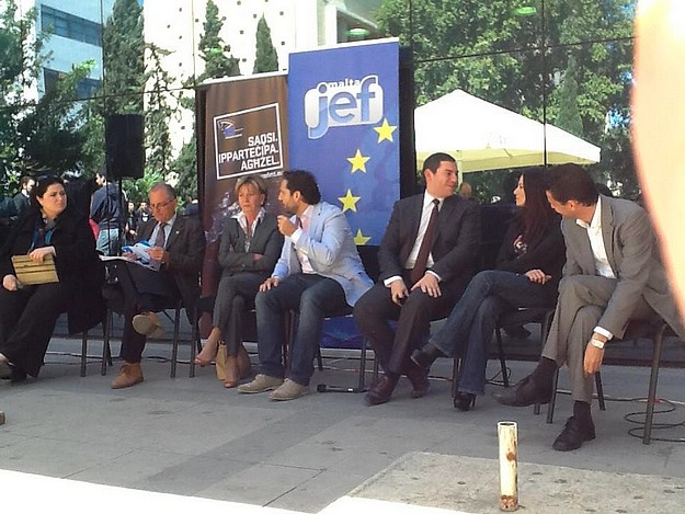 MCAST Debate with MEP Candidates - ''Youth Employment''