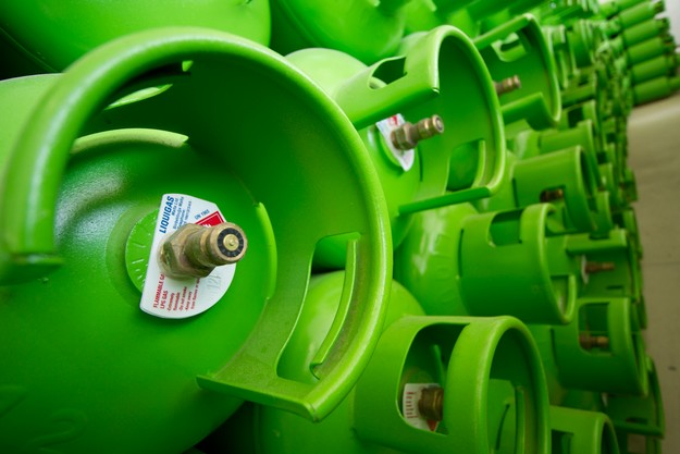 12kg gas cylinders reduced by €1.50c to €15 as from Monday