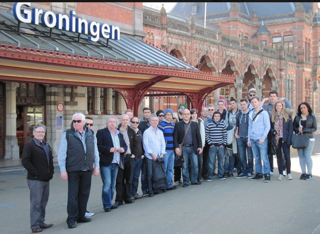 Electrical Engineering students from MCAST Gozo Centre visit Germany