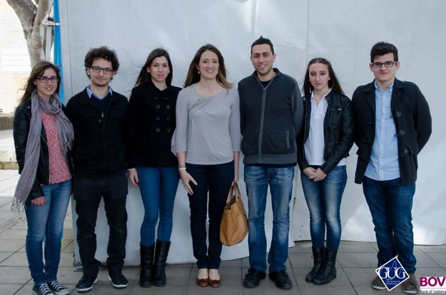 Students and guests enjoy a busy Gozo Week on Campus